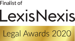 LexisNexis Legal Awards 2020